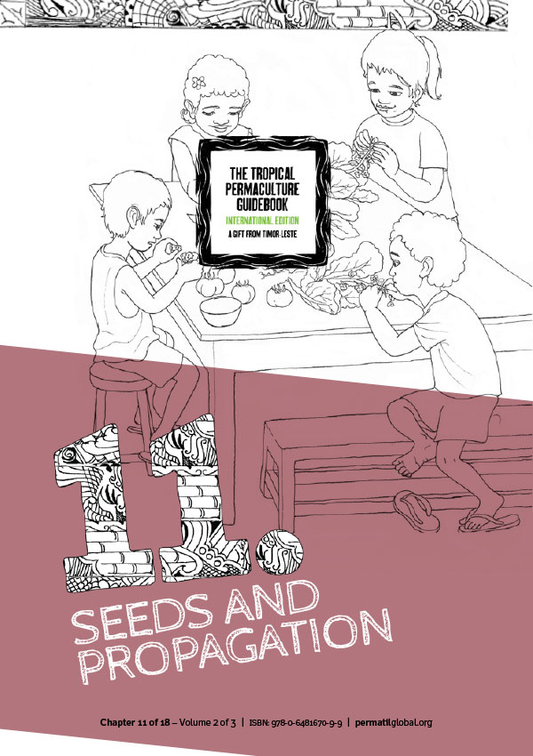 Ch11. Seeds and propagation