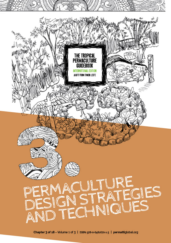 Ch3. Permaculture design strategies and techniques