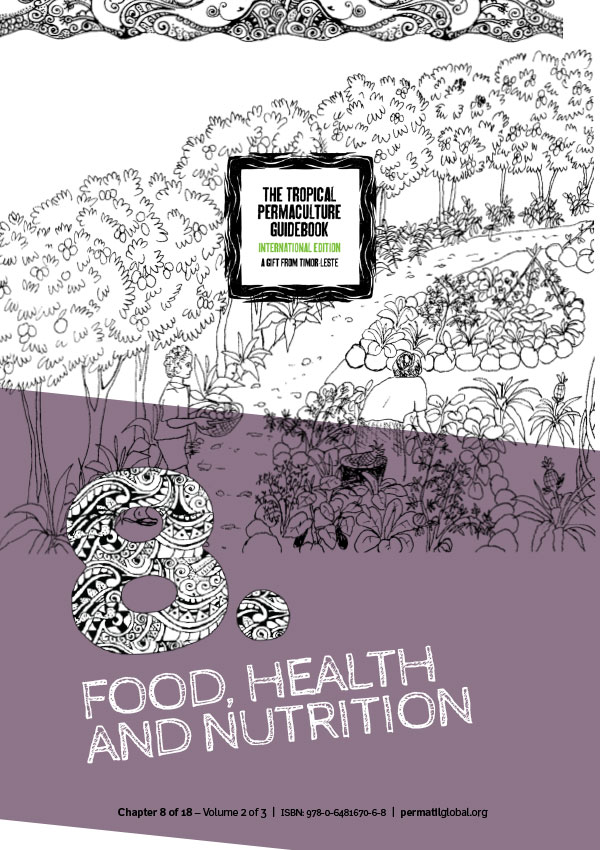 Ch8. Food, health and nutrition